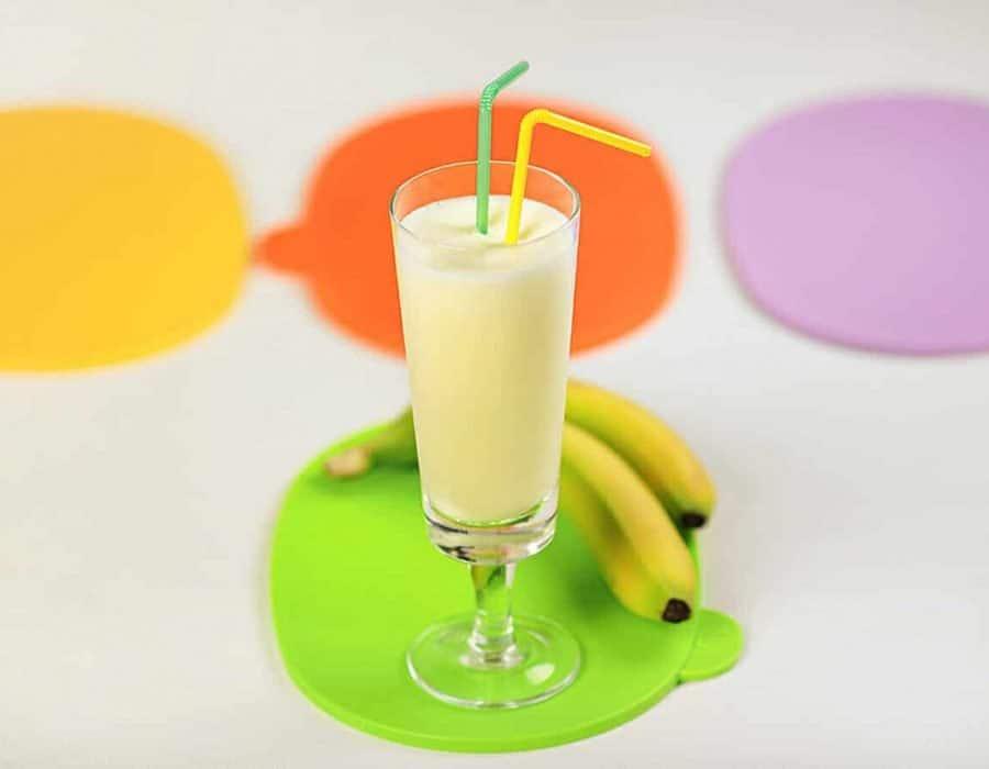 Frappé di banana e miele Ricette per bambini 1-3 anni