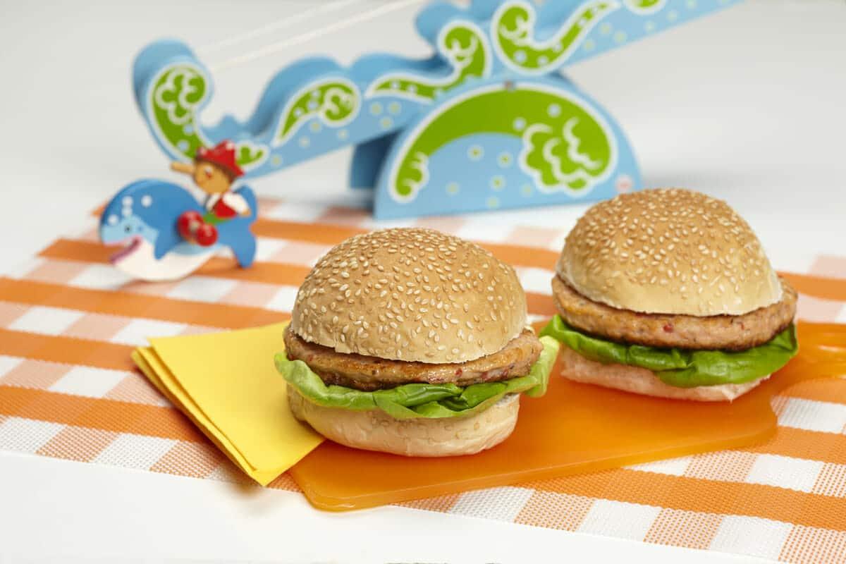 Hamburger del marinaio