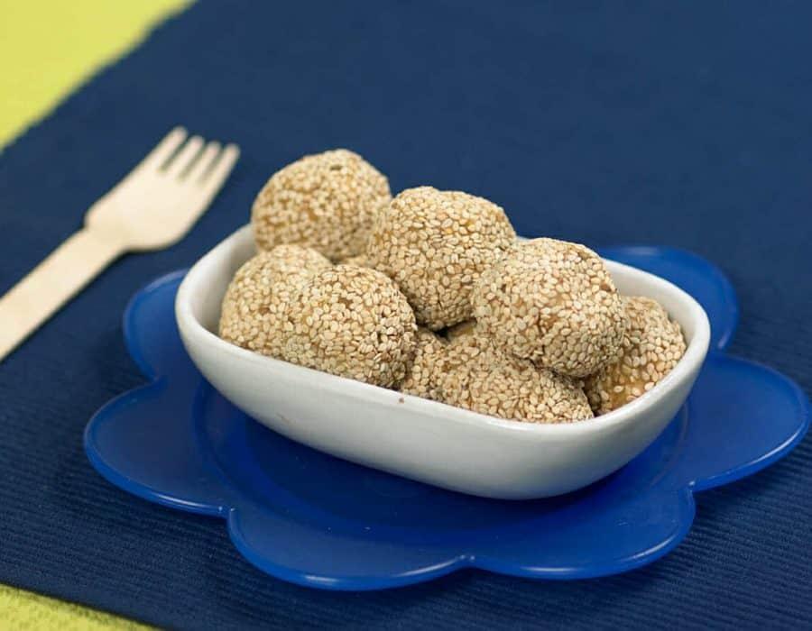 Polpette di lenticchie Ricette per bambini 1-3 anni