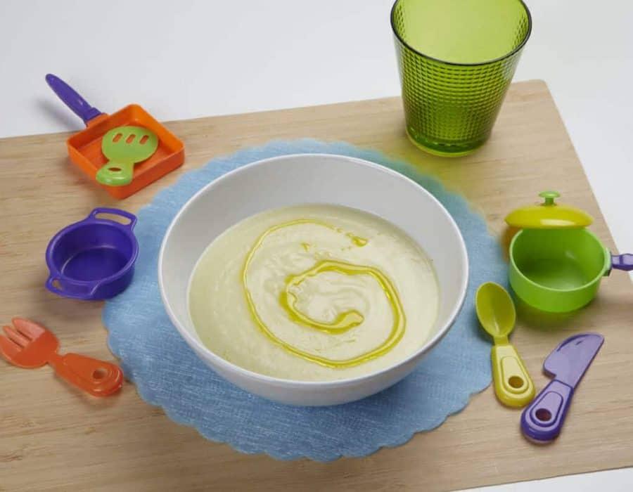 Purea di tapinambur ricette per bambini 1-3 anni