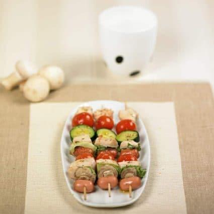 spiedini-pollo-verdure