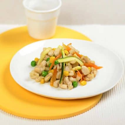 tacchino-verdure