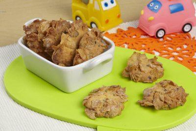 Rose del deserto alla farina integrale ricette per bambini 4-10 anni