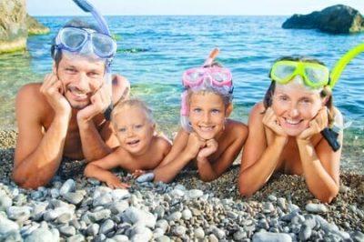 Bambini al mare: consigli per una giornata perfetta