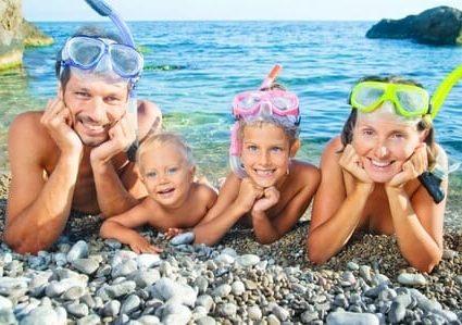 Al mare con i bambini: consigli per una giornata perfetta