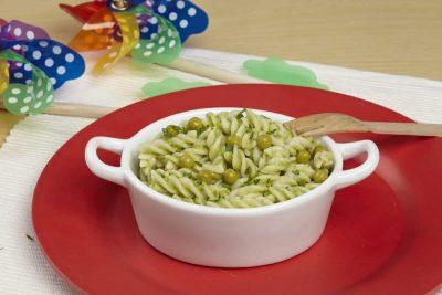 Elichette in salsa verde ricette per bambini 1-3 anni