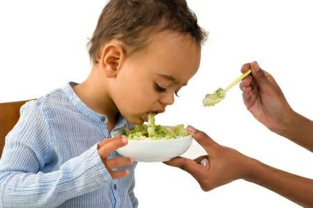 Quando il vomito di un bambino serve ad attirare l'attenzione