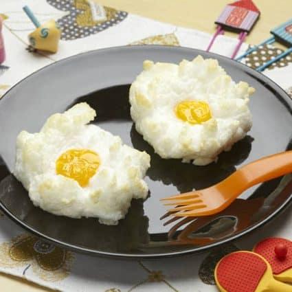 Bucaneve di uova