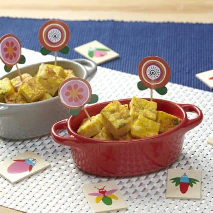 Frittata cipolle e patate