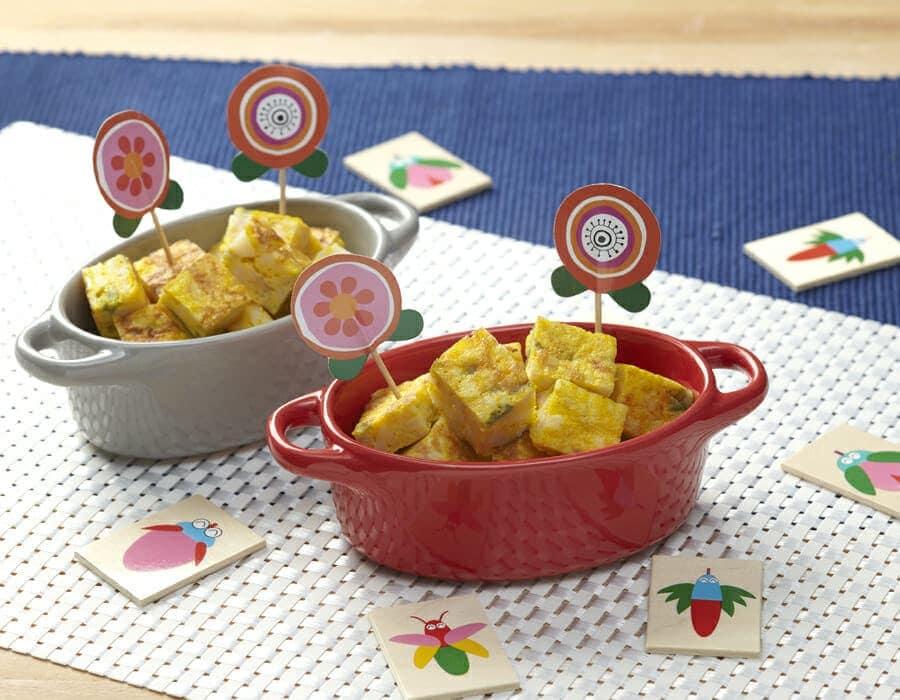 Frittata cipolle e patate ricette per bambini 4-10 anni