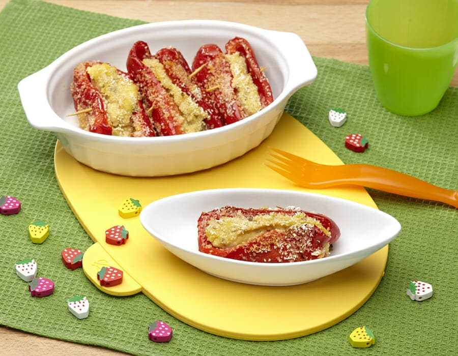Peperoni sfiziosi Ricette per bambini 4-10 anni
