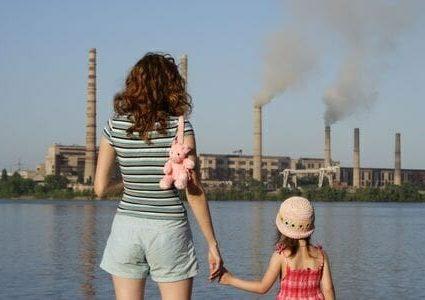 Inquinanti ambientali e salute dei bambini
