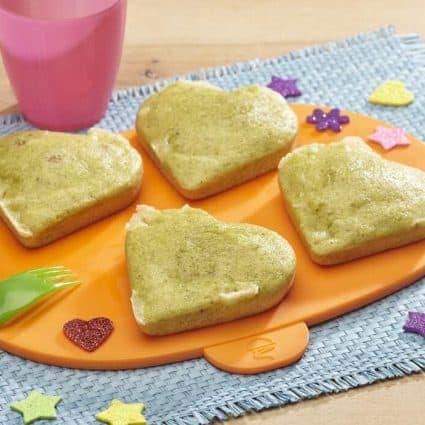 Cuoricini di broccoli