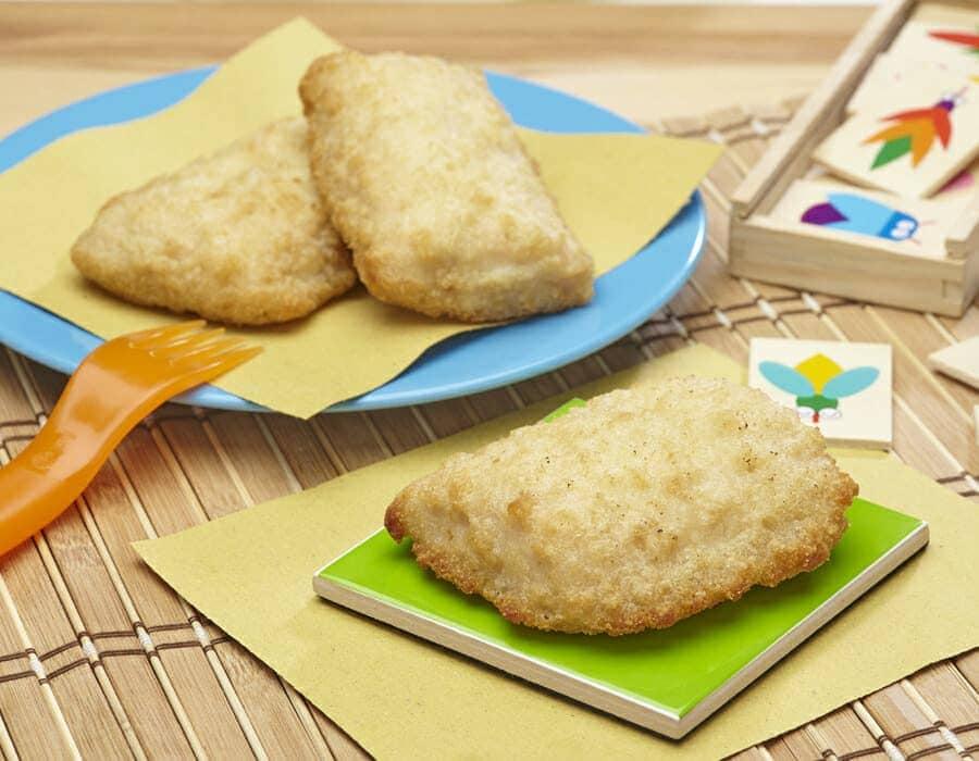 Salmone impanato ricette per bambini 1-3 anni