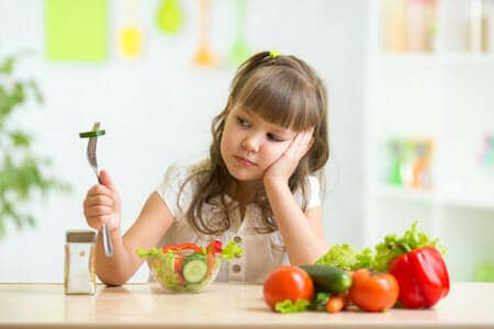 Se non vogliono la verdura non serve l'incentivo