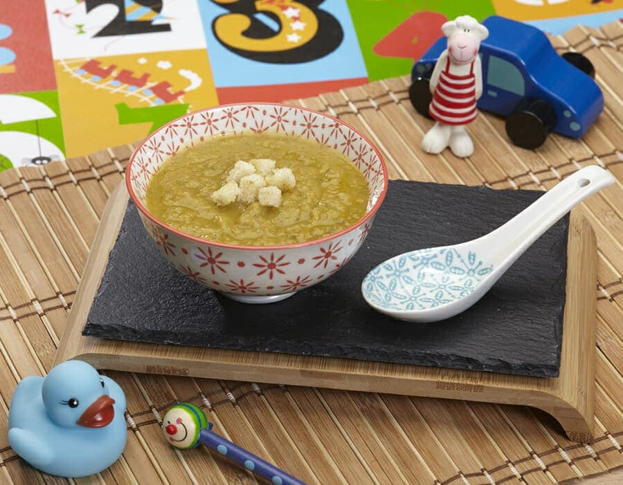 Zuppa del contadino ricette per bambini 4-10 anni