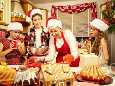 Come sopravvivere alle abbuffate delle feste natalizie