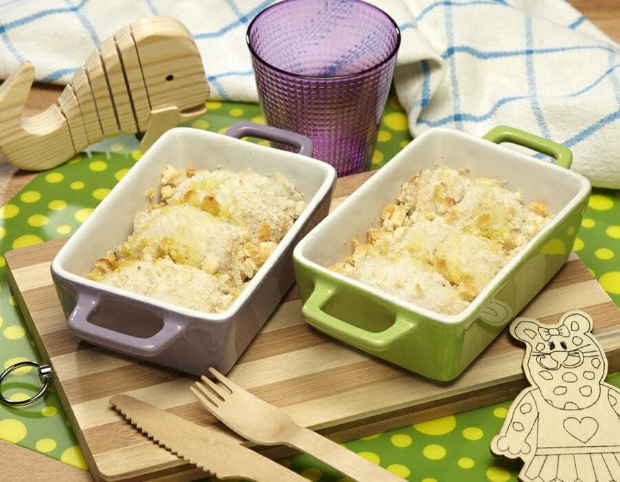 Rotolini di sogliola e patate Ricette per bambini 1-3 anni