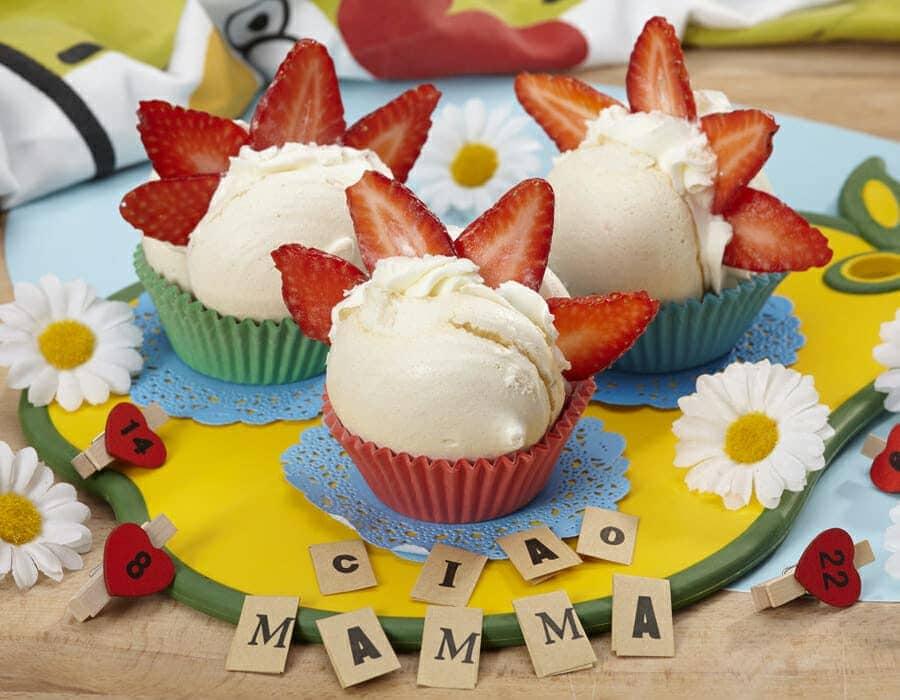 Meringhe della mamma ricette per bambini 1-3 anni