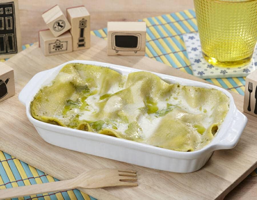 Lasagne con crema di lattuga for Siti ricette dolci