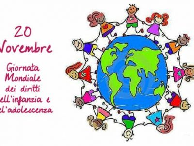 La Giornata mondiale dei diritti dell'infanzia