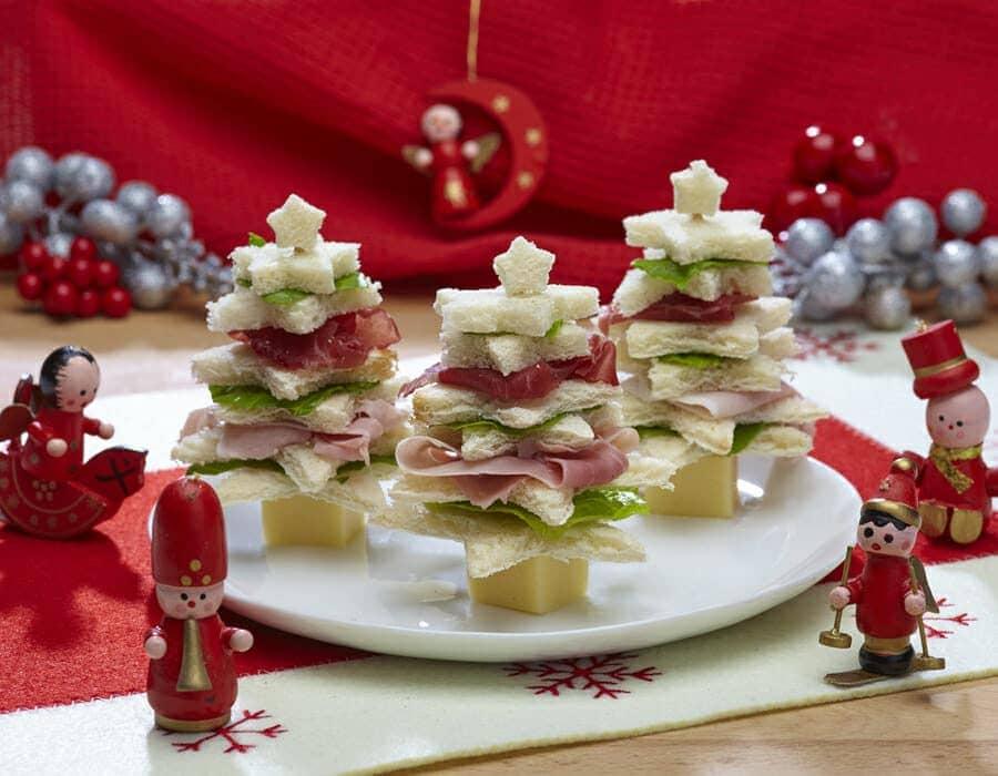 Alberelli di Natale Ricette per bambini 4-10 anni