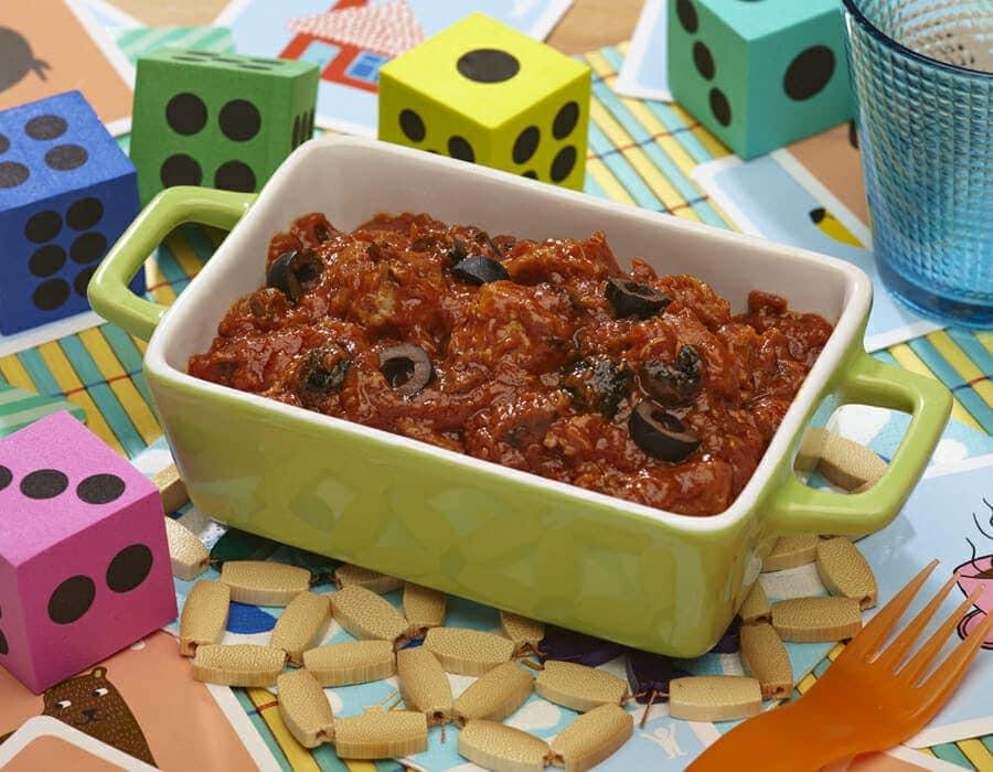 Spezzatino di vitella speziato ricette per bambini 4-10 anni
