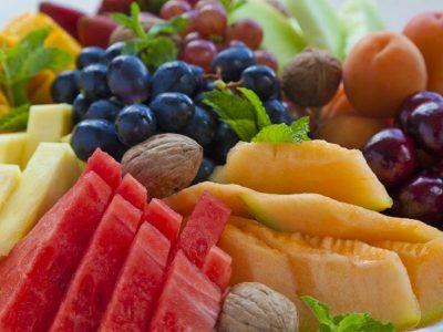 Frutta estiva: a tavola vince il rosso
