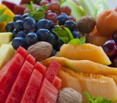Frutta estiva: a tavola vince il rosso!