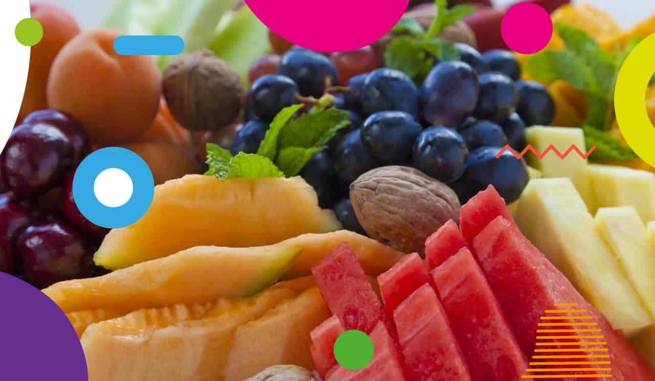 Frutta estiva, melone, cocomero, uva- alimentazionebambini. It by coop