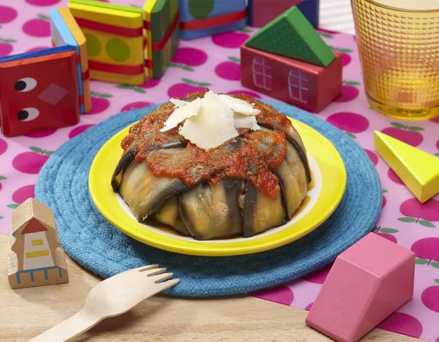 Timballini di ferragosto ricette per bambini 1-3 anni