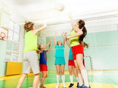 sport per bambini - pallavolo