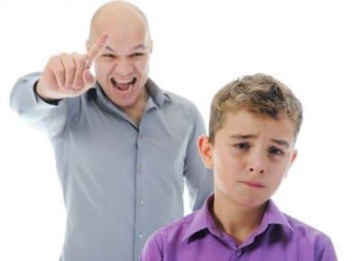 Ricompensa o punizione educare i bambini