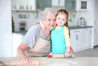 nonni alimentazione