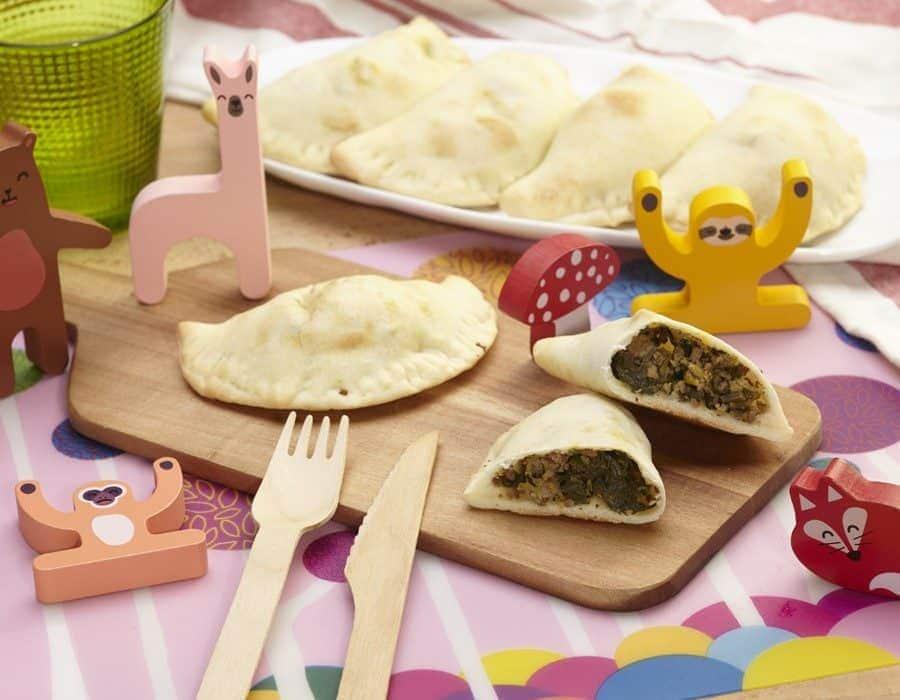 Calzoncini con cime rapa Ricette per bambini 1-3 anni