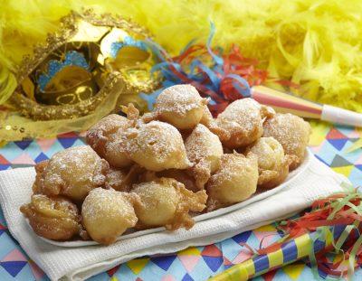 Castagnole di carnevale ricette per bambini 4-10 anni