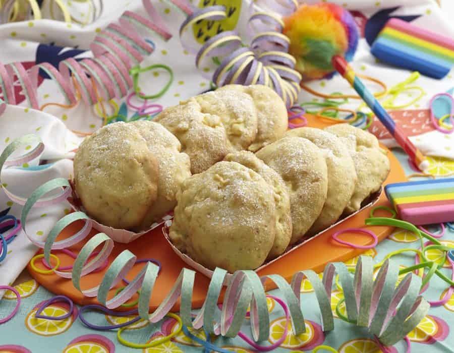 Frittelle di mele al forno ricette per bambini 1-3 anni