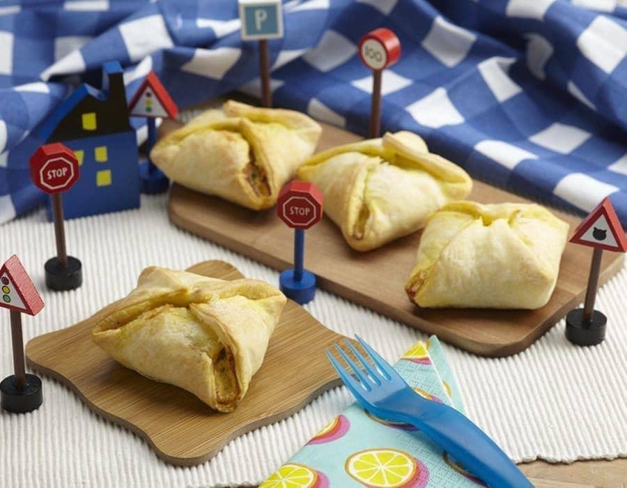 Fagottini di verdure ricette per bambini 1-3 anni