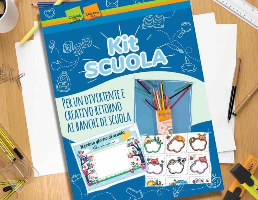 Kit Scuola