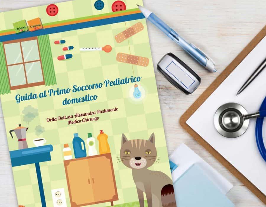Guida al primo soccorso pediatrico domestico