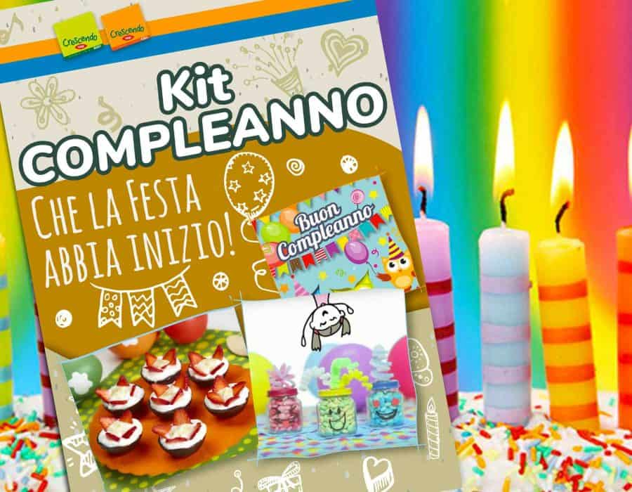 Kit Compleanno