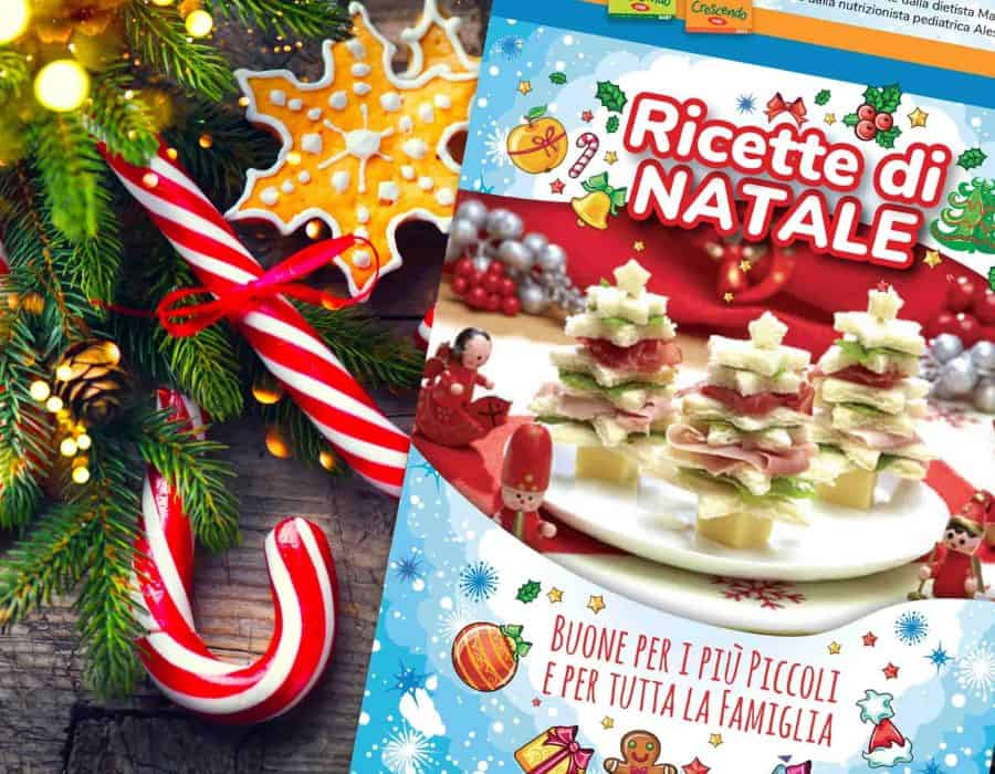 Ricette di Natale per bambini