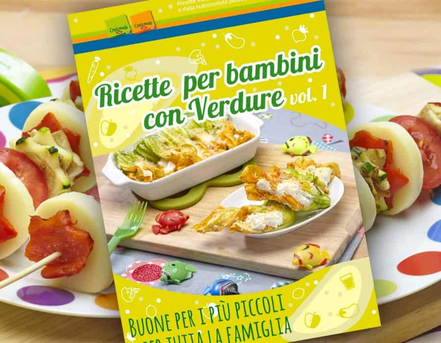 Ricette per bambini con verdure