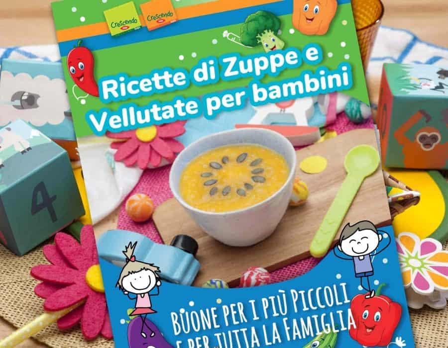 Ricette di Zuppe e Vellutate per bambini