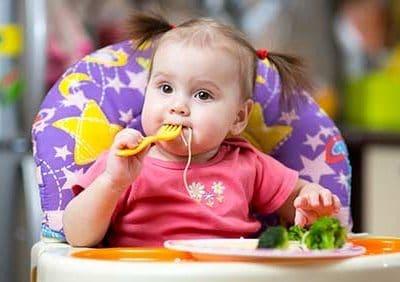 Alimentazione a 12 mesi