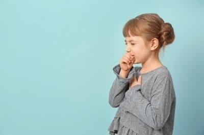 Tosse e bambini: che fare?