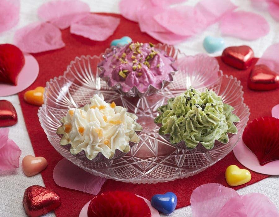 cup cakes salati di pesce e verdure