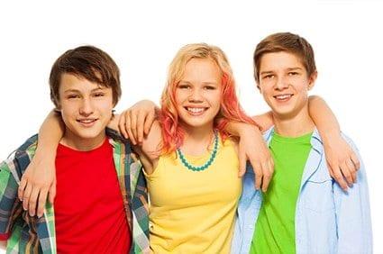 Qual è il peso ideale di un adolescente?
