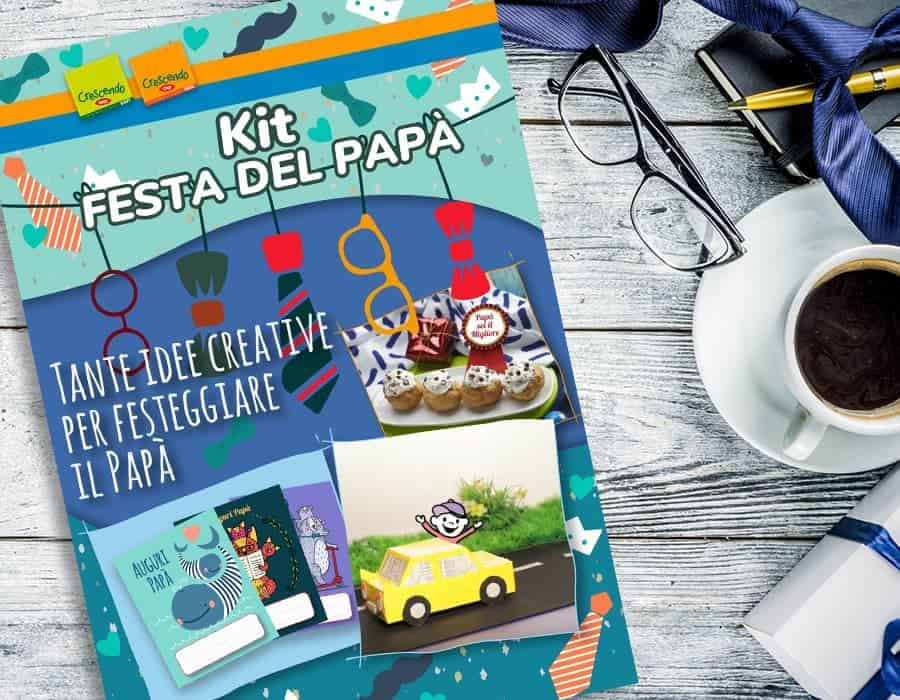 Kit festa del papà
