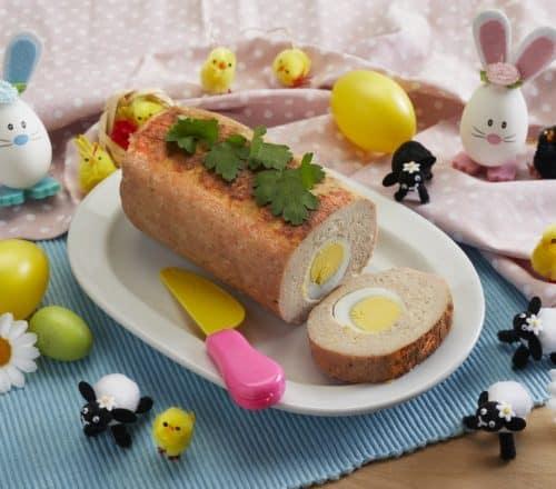 Polpettone di Pasqua